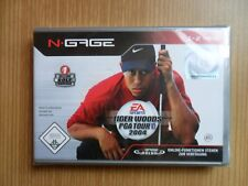 (N-Gage) - TIGER WOODS PGA TOUR 2004 - NEUWARE!