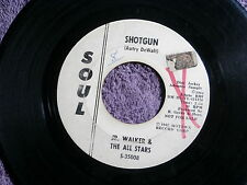 JR WALKER~SHOTGUN~RARE PROMO~HOT CHA~SOUL~~ SOUL 45