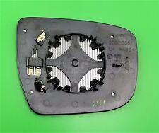 Genuine Nissan Qashqai Juke X-TRAIL (14-17) Porta Lato Sinistro Riscaldato Specchio Vetro