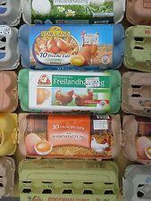 100 gebrauchte Eierschachteln Eierkartons Eierschachtel Eierverpackungen