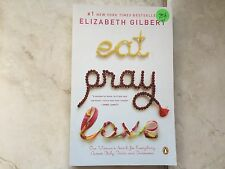Eat, Pray, Love by Elizabeth Gilbert s#5984