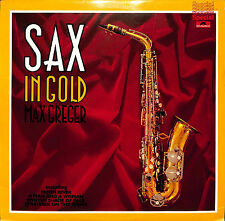 Max Greger And His Orchestra – Sax In Gold - LP Vinyl - Polydor 2418 209