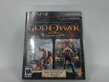GOD OF WAR COLLECTION PLAYSTATION 3 PS3 COMPLETE IN BOX W/ MANUAL CIB VERY GOOD