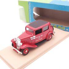 Elogor 1:43 Citroen Rosalie Berline Pompiers Ville de Lyon in EVP RT9474