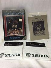 Wrath of denethenor Apple 2 game 1986 Sierra On-line
