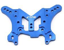 LOSI SCTE Rear Shock Tower HD CNC Aluminum BLUE SCBE Ten-T Troy Lee