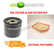 BIO PETROL SERVICE KIT OIL AIR FILTER FOR VOLVO V70 1.6 179 BHP 2011-