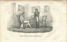 1846 NAPOLEÓN APRENDE MORTE DE HERMANA litógrafos Napoléon Pauline Bonaparte