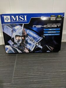 MSI GeForce 9400GT PCI-Express Graphics Card N9400GT-MD512