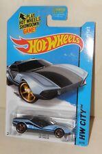 LA FASTA blau Hot Wheels Treasure Hunt TH | HW City 2014 Speed Team # BFC54  NEU
