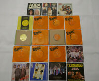 """ABBA - 19 VINYL 7"""" SINGLES JOBLOT BUNDLE ALL LISTED ALL IN EXCELLENT CONDITION"""