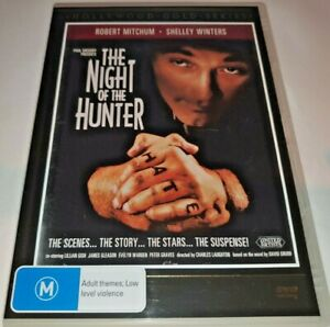 The Night Of The Hunter DVD