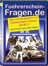 Fuehrerschein-Fragen.de, 1 DVD-ROM Das Lernprogramm zur Führerscheinfragen-The..