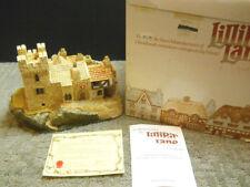Lilliput Lane Castle Street English Northern Collection #010 Nib & Deeds 1982