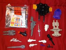 Vintage G1 Transformers 17 Weapons Lot With Rares! Look! Nice!