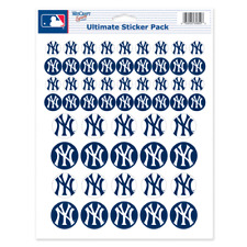 New York Yankees Sticker Set Ultimate