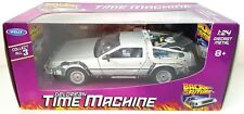Back to The Future -delorean Time Machine- Die Cast 1 24 by Welly