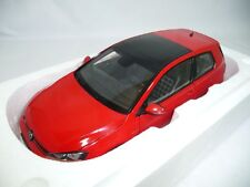 VW GOLF VII 7 MK7 GTI RED 1:18 NOREV DEALER VERY RARE