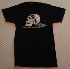 Vtg Dead Stock 1980s Biker T Shirt Ride Hard~Die Free Spectrum Grafics Original