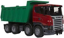 NEW Bruder Scania R-Series Dump Truck Construction Vehicle 03550
