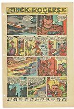 Vintage Buck Rogers 1952 Sunday Comic #138