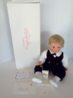 """Susan Wakeen Yul Doll 20"""" Vinyl Jointed Limited Edition Signed 918/1996 COA"""