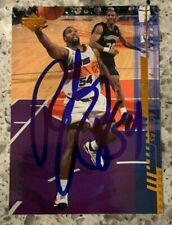 RODNEY ROGERS HAND SIGNED AUTOGRAPHED 2000 UPPER DECK BASKETBALL CARD #130