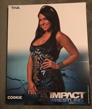 COOKIE TNA WRESTLING 8X10 PROMO PHOTO UN-SIGNED WWE ECW ROH WCW WWF NXT
