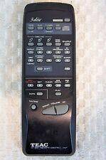 TEAC RC-660 REMOTE CONTROL