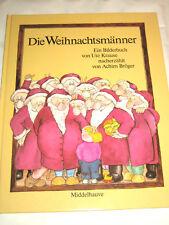 DIE WEIHNACHTSMÄNNER ►►►ungelesen ° von Ute Krause nacherzählt von Achim Bröger