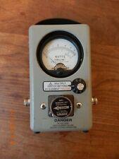 Bird 4410 Thruline Watt Meter 4410A