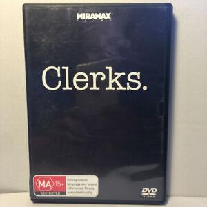 Clerks  (DVD, 1994) Region 4 PAL