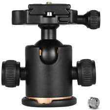 Camera Ball Head Tripod With Quick Release Plate Fits With Arca-Type Quick- C3Z3