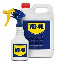 Wd-40 multifonction Bidon 5l avec Vaporisateur de 1l