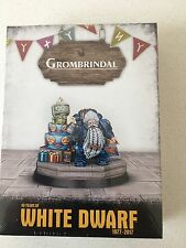 Online Only Exclusive Grombrindal 40th Anniversary White Dwarf Model MIB