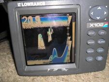 Echolot Lowrance x102c