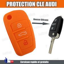 Etuit clé audi silicone pour A1 A 3 a4 a6 a8 TT protection key télécommande q7
