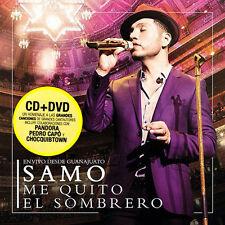 CD+DVD Samo Me Quito El Sombrero NEW Camila En Vivo Pandora Pedro Capo