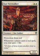 Kor Firewalker | NM | worldwake | Magic MTG