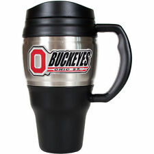 Great American Products Ohio State Buckeyes Heavy Duty 20oz Travel Mug