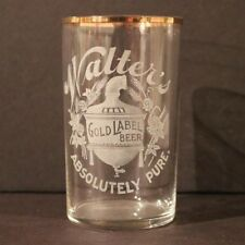 Walters Brewing Etched Glass - Pueblo, Co