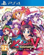 Touhou Kobuto V Burst Battle | PlayStation 4 PS4 New (2)