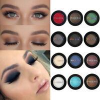 PHOERA Palette Shimmer Set 12Color Eyeshadow Cream Makeup Cosmetic Waterproof EE