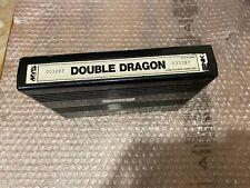 Snk Neo Geo Mvs Double Dragon EXC label