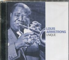 LOUIS ARMSTRONG - UNIQUE - CD - NEW -