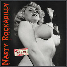 Nasty Rockabilly! the box! be! Sharp 10-cd BOX Incl. controllo MultiPage BOOKLET MINT