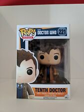 Funko Pop Tenth Doctor 221 Doctor Who