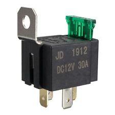 12V 30A 4 Pin SPST Auto KFZ Relais Schliesser oeffner Wechsel Schalter Umsc C0F2