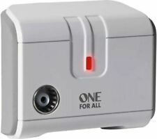 ONE FOR ALL SV9601 1-Way TV Signal Booster - Currys