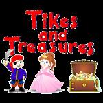 Tikes and Treasures